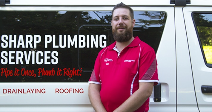 Rod Sharp, Sharp Plumbing Services Wanganui