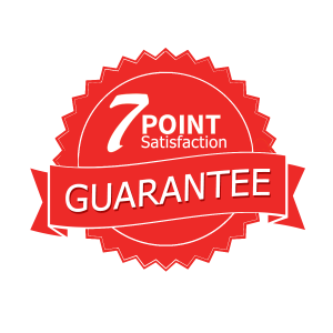 Sharp Plumbing Services Wanganui 7 Point Guarantee