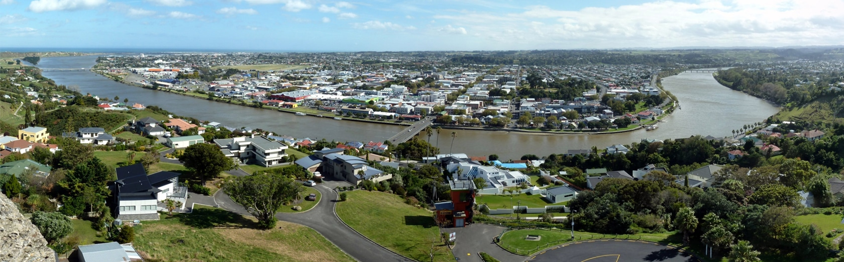 Wanganui city slider